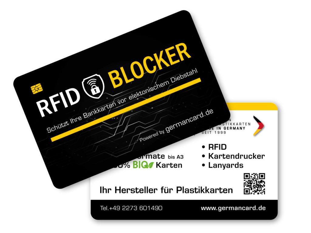 RFID-Blockerkarten