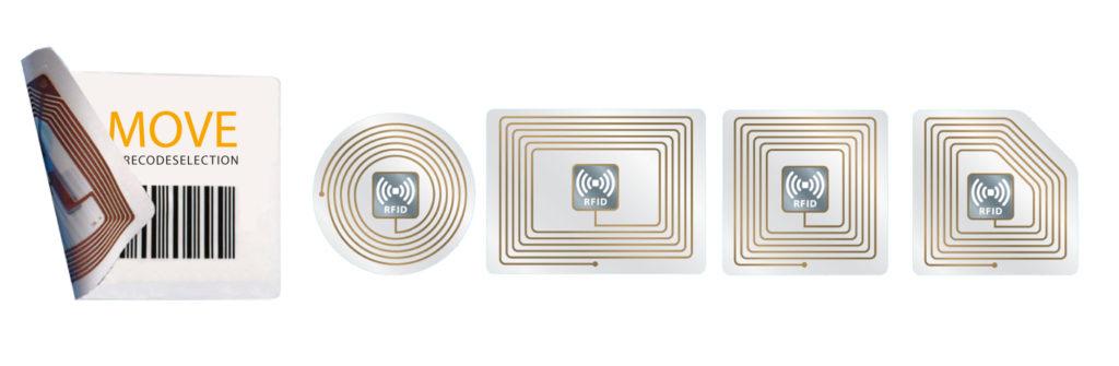 RFID-Aufkleber