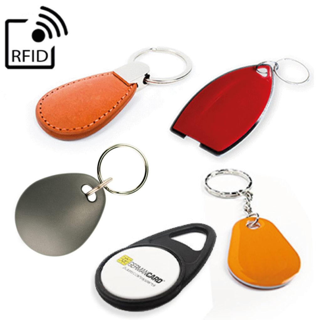 RFID-Schluesselanhänger