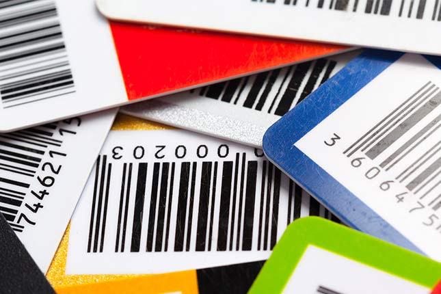 Barcodekarten