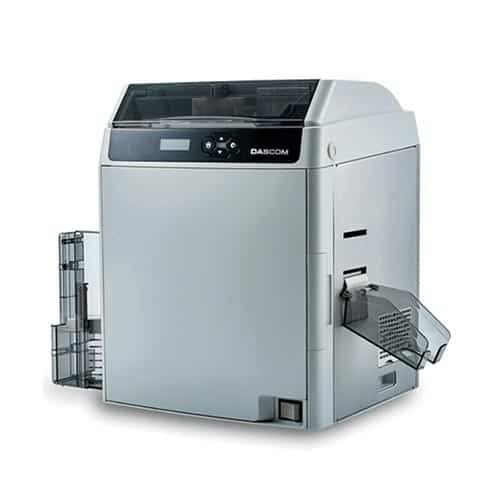 Dascom DC-7600 Kartendrucker