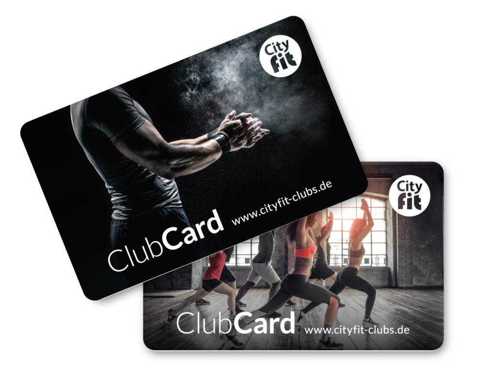 Fitnesskarten
