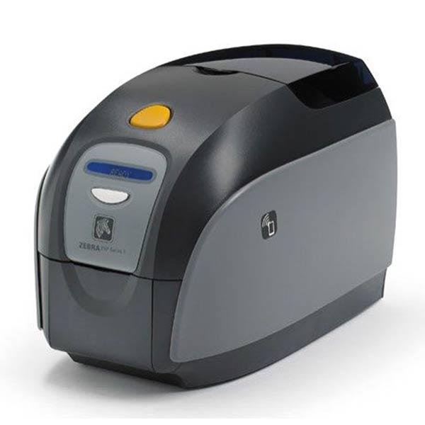 Kartendrucker Zebra 1